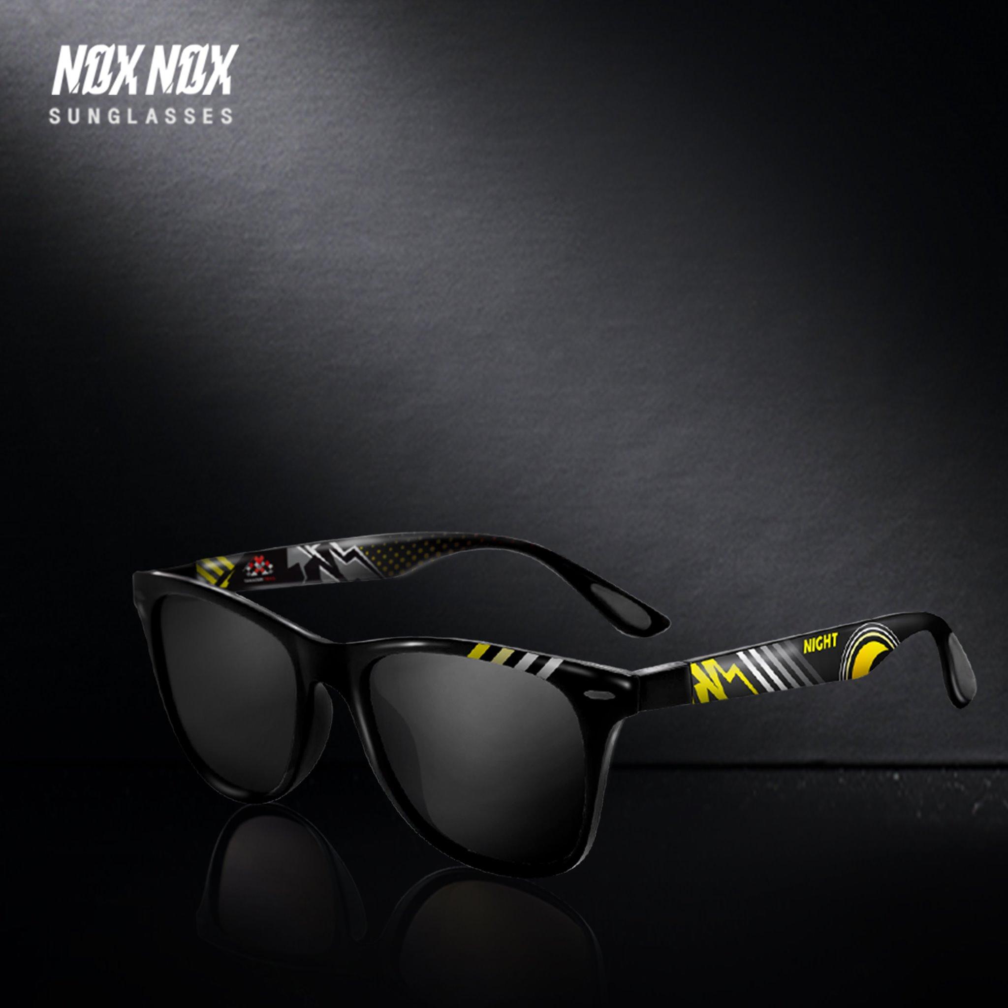 NOX NOX - Tanaosri Trail BLACK 6